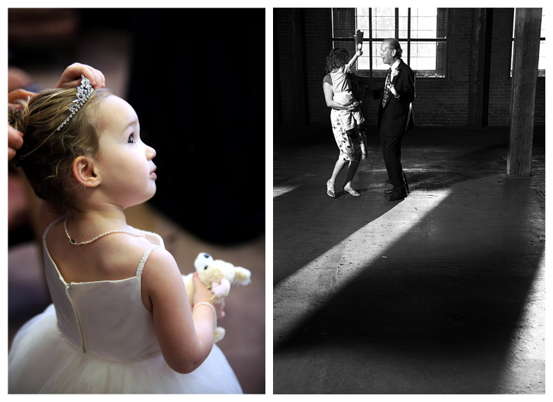 Nashville Flower Girl / Dancing at The Factory Franklin Tennessee